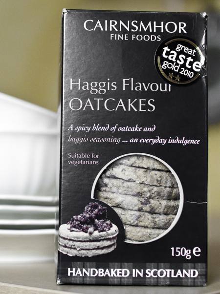 haggis-oatcakes