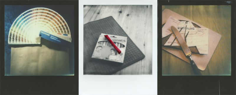 Polaroids: Ina Echternach